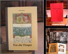 Baden-Württemberg Sammlung erstellt von Antiquariat Buchau