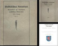 Archive Sammlung erstellt von Lewitz Antiquariat