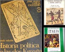 Historia de Industria libros