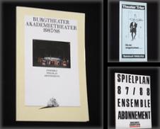 Almanache Sammlung erstellt von Antiquariat Fast alles Theater!