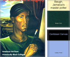 African-American Art Curated by CMG Books and Art