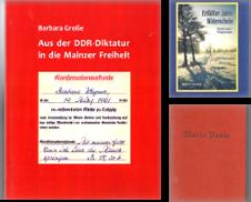 Biografien Sammlung erstellt von Versandantiquariat Sylvia Laue