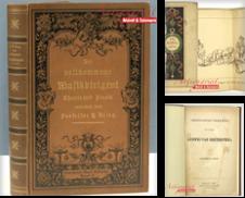 A (NEUEINGÄNGE August 2021) Sammlung erstellt von Antiquariat MEINDL & SULZMANN OG