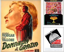 Poster Designers Curated by Walter Reuben, Inc., ABAA, ILAB