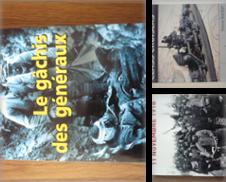 1ère Guerre Mondiale Proposé par D'un livre à l'autre