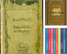 Geographie Curated by Bücher & Meehr