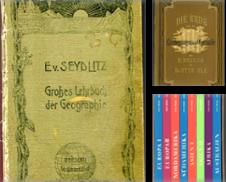 Geographie Sammlung erstellt von Bücher & Meehr