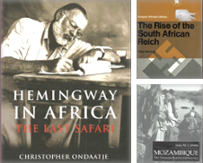 Africa Curated by Books and Bobs