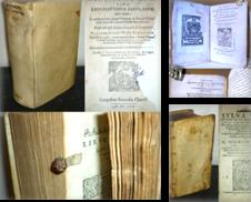 Alte Drucke des 17. Jahrhunderts Sammlung erstellt von Antiquariat Kretzer