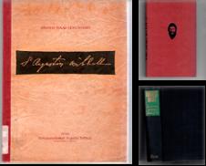 Biographie Sammlung erstellt von INetAntiquariat Bigge