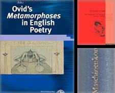 Altphilologie Literatur- Sprachwissenschaft Latein Sammlung erstellt von Antiquariat  >Im Autorenregister<