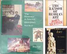 Art History Curated by Never Too Many Books