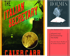 Detectives, Mysteries & Crime Curated by Jeryl Metz, Books