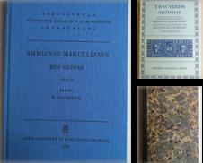 Altgriechisch Sammlung erstellt von VersandAntiquariat Claus Sydow
