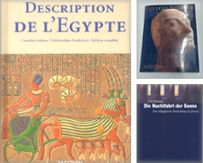 Ägypten Sammlung erstellt von Mogwa - Buchhandlung am Wasserturm