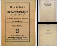 Rechtswissenschaften Sammlung erstellt von Winfried Scheffler