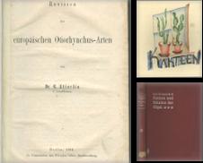 Botanik Sammlung erstellt von Sächsisches Auktionshaus & Antiquariat