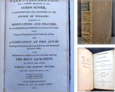 Antiquarian religious books Curated by The Bookmonger