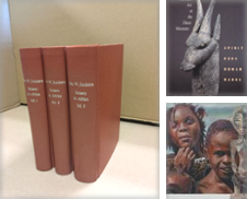 """Afrika Sammlung erstellt von Antiquariat """"Der Büchergärtner"""""""