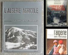 Algérie Proposé par Librairie les mains dans les poches