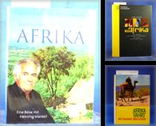 Afrika Sammlung erstellt von Buch- und Kunsthandlung Wilms e.K.