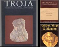 Archäologie Sammlung erstellt von Antiquariat Basler Tor