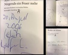 Die verschwiegene Bibliothek Sammlung erstellt von Bührnheims Literatursalon GmbH