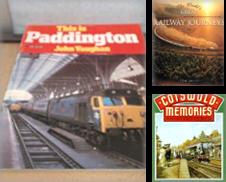 Railways 60 Curated by NIGEL BIRD BOOKS
