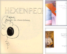 Erstausgaben Sammlung erstellt von Rainer Kurz - Antiquariat