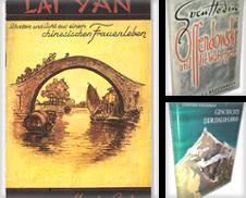 Asien u. Himalaya Sammlung erstellt von Versandantiquariat Hans-Jürgen Lange