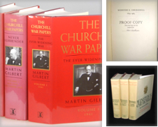 Official Biography Curated by Churchill Book Collector ABAA/ILAB/IOBA