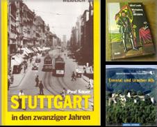 Baden Württemberg Sammlung erstellt von Antiquariat Roland Mayrhans