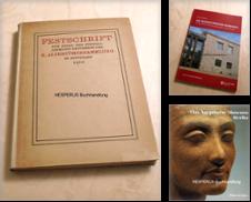 Archäologie Sammlung erstellt von HESPERUS Buchhandlung & Antiquariat