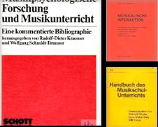 24. Musikerziehung Sammlung erstellt von Musikalien Petroll