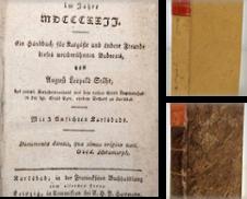 BALNEOLOGIE Sammlung erstellt von Buch & Consult Ulrich Keip