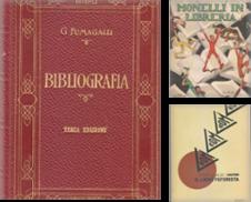 bibliografia (bibliofilia) Di i libri di Prospero (ILAB - ALAI)