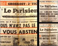 Evènements de mai 68 Proposé par Librairie des Liserons
