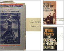 Biography and Memoir Curated by Carpetbagger Books