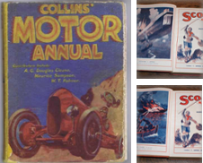 20th century Annuals Curated by Bailgate Books Ltd