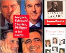 Actualites Politique Proposé par librairie philippe arnaiz