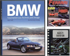 Automobiles Sammlung erstellt von Antiquariat Das Zweitbuch, Berlin