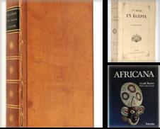 Afrique Proposé par Des livres autour (Julien Mannoni)
