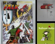 Comics Sammlung erstellt von Antiquariat Maiwald