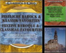 Audio CD Sammlung erstellt von Rheinlandia Verlag