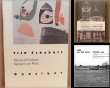 Architektur Sammlung erstellt von Antiquariat J. Kitzinger