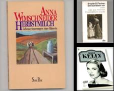 Biografie Sammlung erstellt von Dr. Gabriele Baumgartner