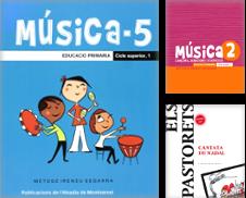 Musica de Publicacions de l'Abadia de Montserrat