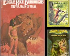 Edgar Rice Burroughs Curated by John McCormick