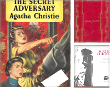 Agatha Christie Curated by Books and Bobs