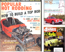 Automotive Curated by DTA Collectibles